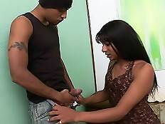 Lovely tranny Luana takes a big cock all the way down></a> <a href=