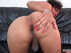 Miss Koko is back! It`s been almost a year since her last set and we were eagerly waiting for her to come back! Koko is more beautiful than ever and she is ready to have some fun! Watch her as she strips, shows off her sexy body and fucks her tight ass wi