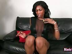 Hot T-Ebony Treasure Wants To Have Some Fun 3